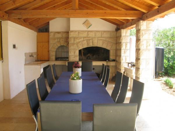 barbecue-apartments-rab-croatia